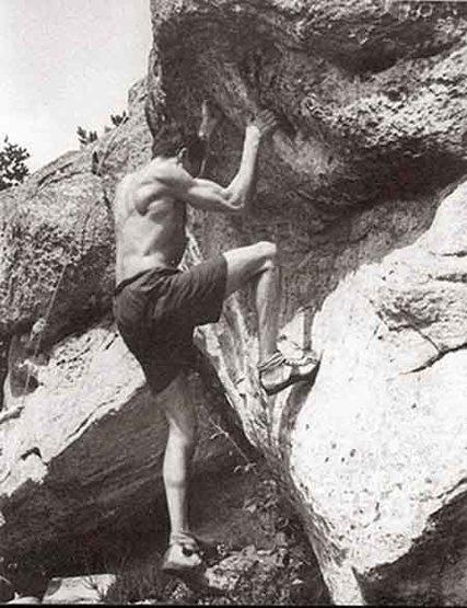 Rock Climbing Photo: Pierre Allain