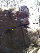 Rock Climbing Photo: What is this Dyno?