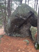 Rock Climbing Photo: Mt. Spicket Area - S01.