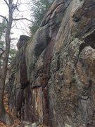 Rock Climbing Photo: Roadside Cliff - S03.
