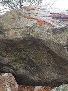 Rock Climbing Photo: Mt. Spicket Area - S08.