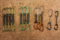 Rock Climbing Photo: Quickdraws for Sale