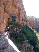 Rock Climbing Photo: Enter the theatre from the right, please. Giselle ...