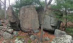 Rock Climbing Photo: The Anvil (AKA The Wedge).
