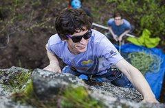 Rock Climbing Photo: Local Spokane Climber
