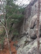 Rock Climbing Photo: Goliath Area - G05.