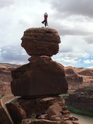Rock Climbing Photo: Super place to do yoga