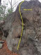 Rock Climbing Photo: Wake Up Wall - G03.