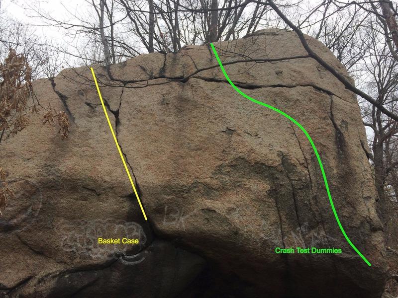 Bob Parrot Boulder - G11