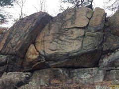 Rock Climbing Photo: Weetamoo - W36.