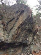 Rock Climbing Photo: Weetamoo - W30.