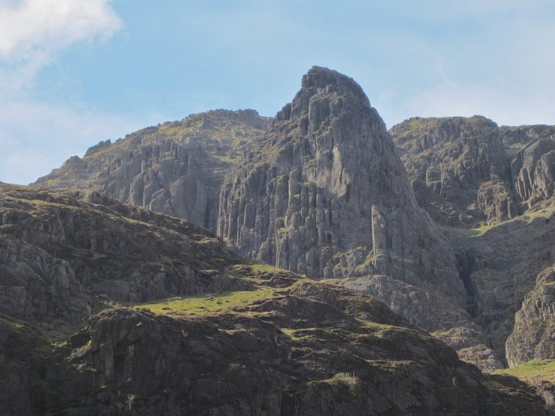 Rock Climbing Photo: Pillar Rock