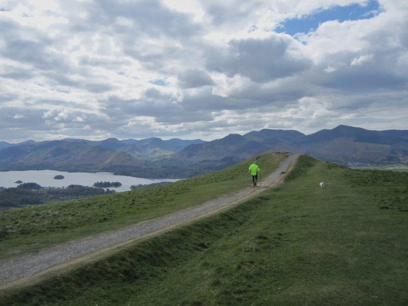 Latrigg above Keswick