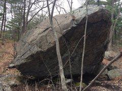 Rock Climbing Photo: Great Frog.