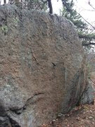 Rock Climbing Photo: Patina Boulder.