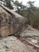Rock Climbing Photo: Weetamoo - W20.