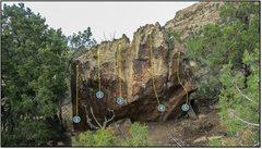 Rock Climbing Photo: 5. Silent Shout.