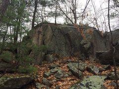 Rock Climbing Photo: Overlook Area - O33.