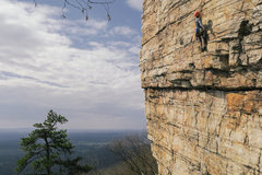 Rock Climbing Photo: Nice spring climbing at the Gunks.