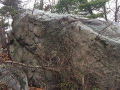 Rock Climbing Photo: Overlook Area - O29.