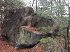 Rock Climbing Photo: Overlook Area - O04.