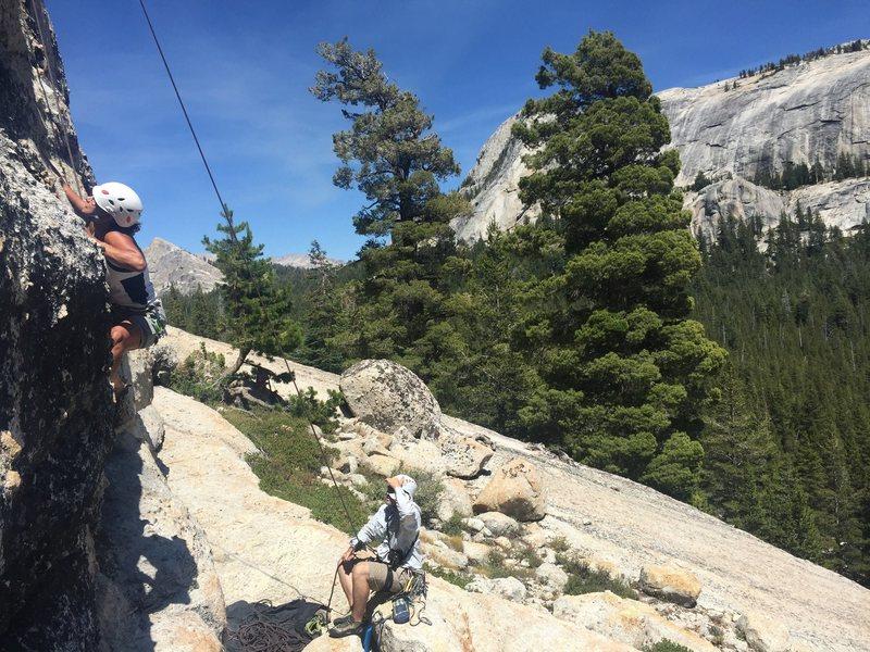 R2D2 Yosemite, Low Profile Dome.
