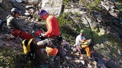 Rock Climbing Photo: Three Amigos!!