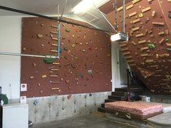 Rock Climbing Photo: Woody 4