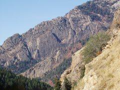 Rock Climbing Photo: Mule Hollow