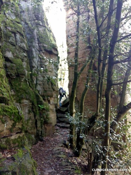 Path to Blockgrat, Beckerturm, Wasswerwand, Villnosser Nadel.