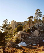 Rock Climbing Photo: Don Hunter's photo of our trip there in the mi...