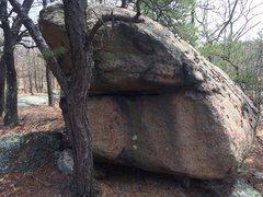 Rock Climbing Photo: Bow Ridge 59 - BR59.