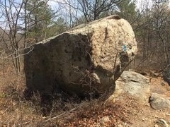 Rock Climbing Photo: Bow Ridge 53 - BR53 [R06].