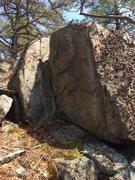 Rock Climbing Photo: Bow Ridge 61 - BR61.