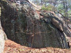 Rock Climbing Photo: Bow Ridge 66 - BR66.