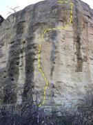 Rock Climbing Photo: SBC Topo