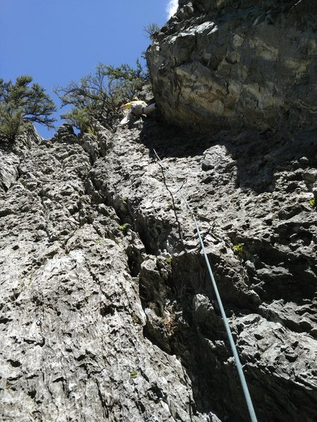 Rock Climbing Photo: Serengeti