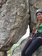 Rock Climbing Photo: Seneca Rocks WV