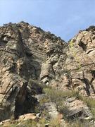 Rock Climbing Photo: Unknown 5.8