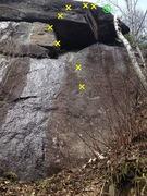 Rock Climbing Photo: Fée Vrillée