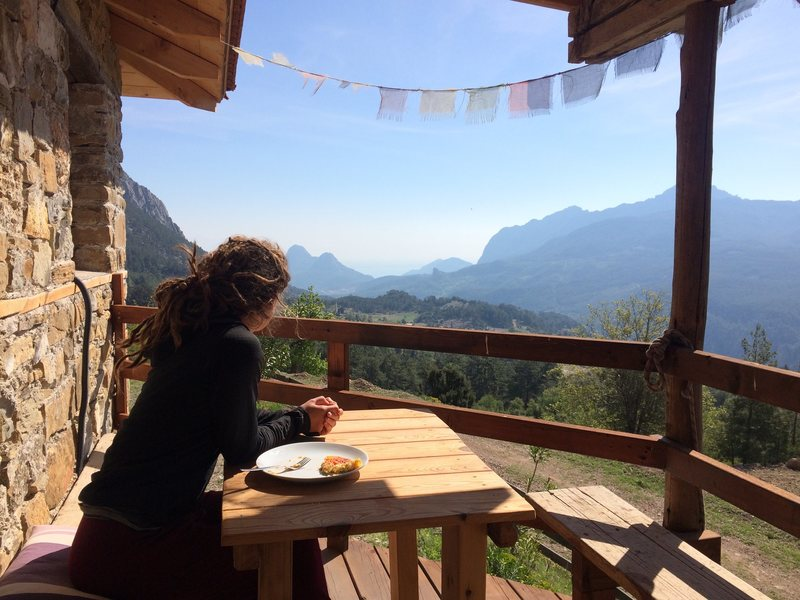 Living the good life at the Masal Refuge