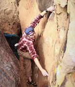 Rock Climbing Photo: Moe's Valley