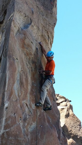 Josh on the powerful, techy moves that open the crux-ifix