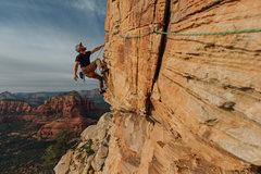Rock Climbing Photo: Sedona Scenic Cruise