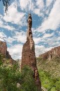 The Totem Pole, AZ