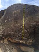 Rock Climbing Photo: Chickenish V2