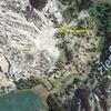 Frazier Lake Buttress approach