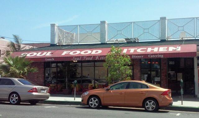 Try Dulan's Soul Food Kitchen, LA Basin