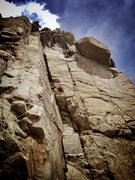 Rock Climbing Photo: Reek. 12-