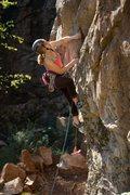 Rock Climbing Photo: Corinne on Mordecai